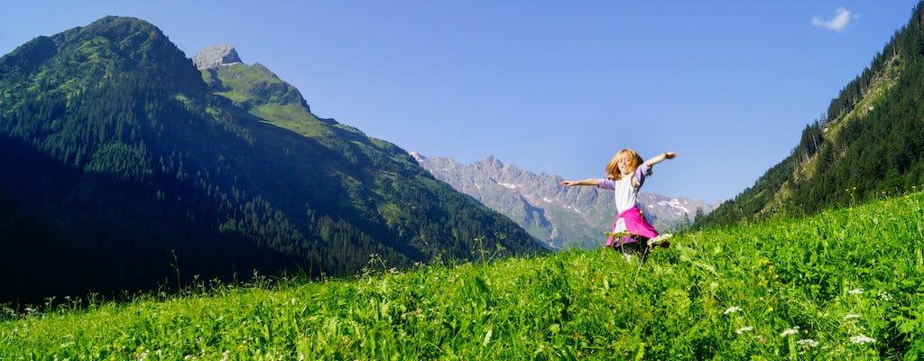 Tour privato di un giorno intero di Sound of Music a Salisburgo con sentiero escursionistico