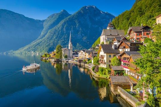 Visite privée d'une journée complète de Sound of Music à Salzbourg avec visite de Hallstatt