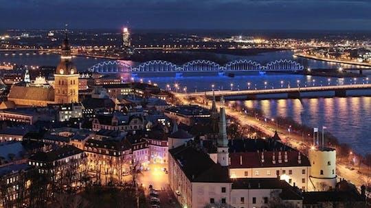 Passeio a pé pela Cidade Velha em Riga