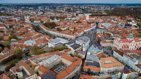 Tour privato a piedi di Vilnius