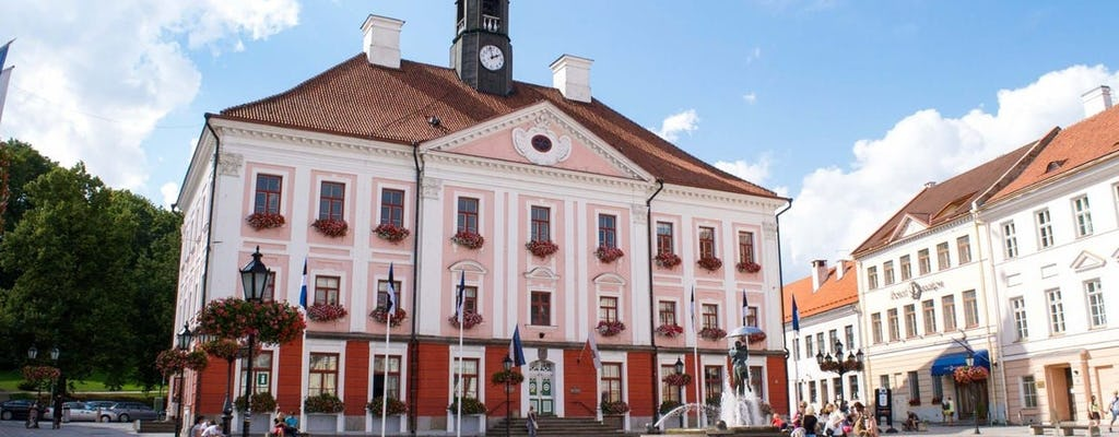 Tour privado de Tartu de Tallinn