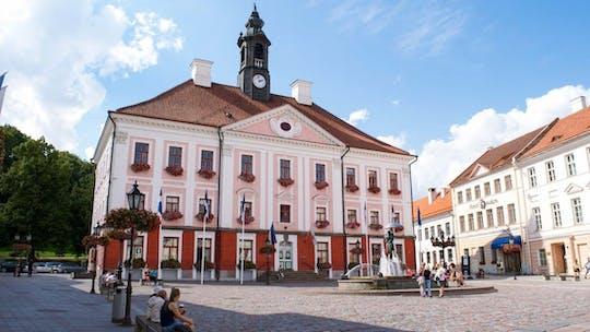 Private tour of Tartu from Tallinn