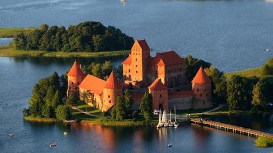 Private Tour durch Trakai von Vilnius