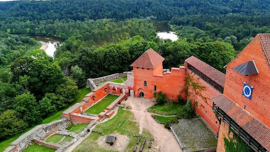 Private tour of Sigulda from Riga