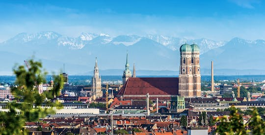 Private full-day tour of Munich from Salzburg