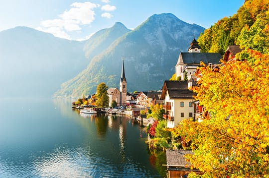 Private half-day trip to Hallstatt from Salzburg