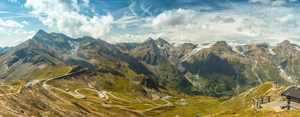 Private full-day tour to the Grossglockner and the High Alpine Road from Salzburg