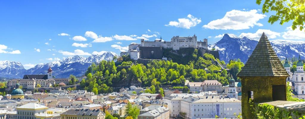 Private half-day Salzburg city tour with Stiegl Brauwelt