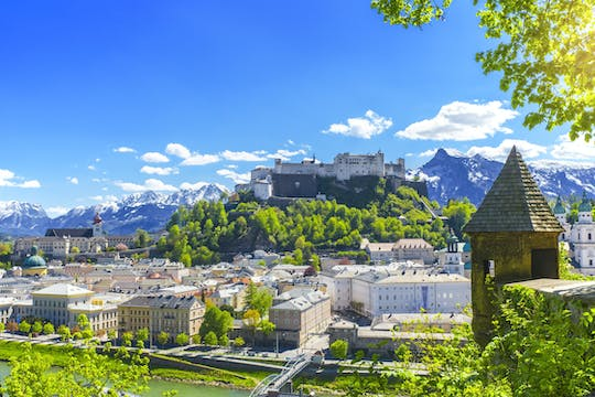 Private half-day Salzburg city tour with Stiegl Brauwelt