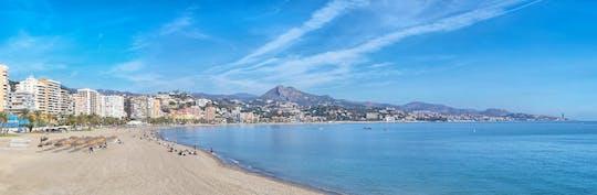 Crucero de vela y natación en Málaga