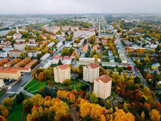 Tour guiado de día completo por Turku y el castillo desde Helsinki en coche