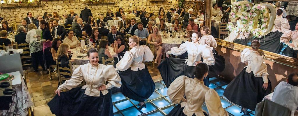 Soirée folklorique maltaise