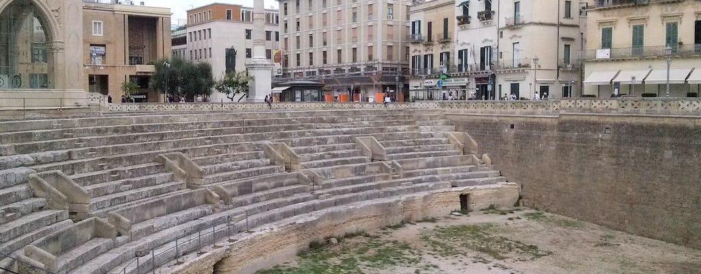 Demi-journée à Lecce depuis la côte ionienne du Salento