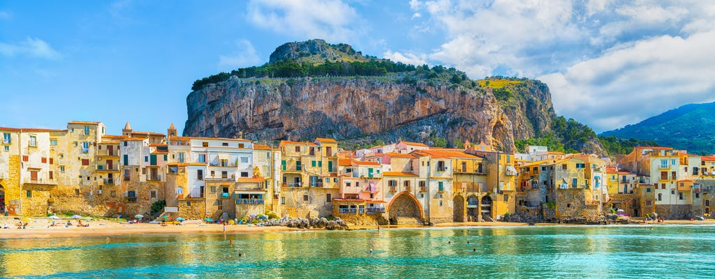 Monreale and Cefalù full-day tour from Palermo