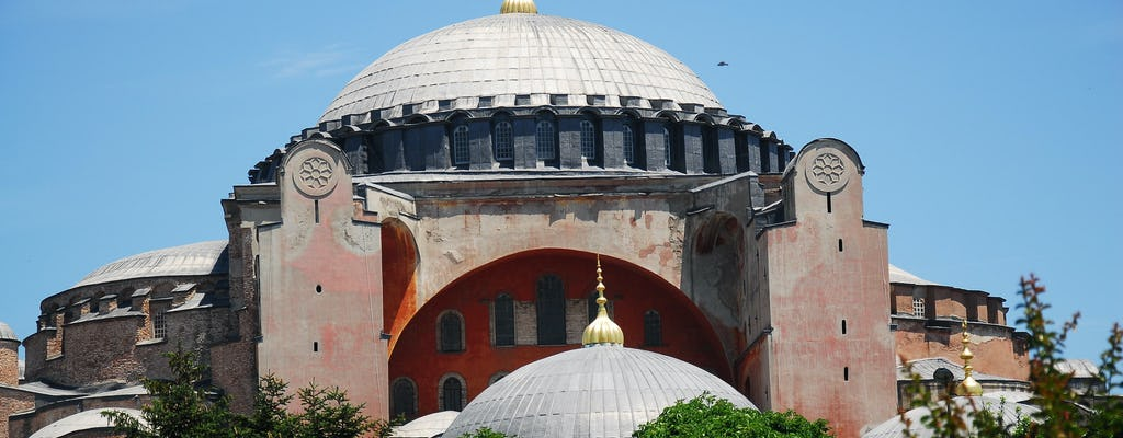 Small group tour the best of Istanbul with lunch