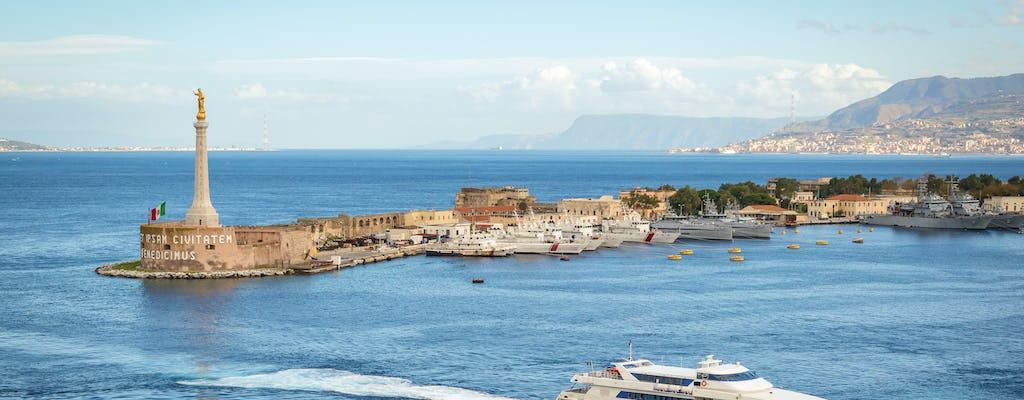 Messina visita guidata di mezza giornata