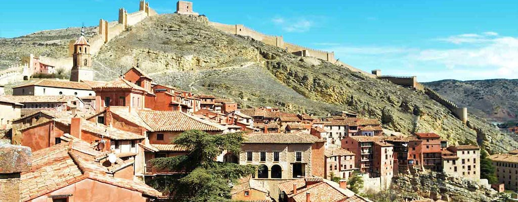 Teruel and Albarracín full-day tour from Valencia