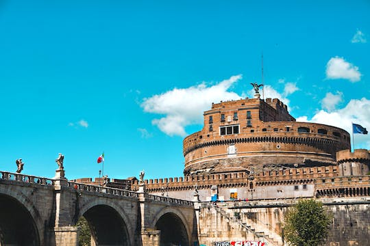"Castel Sant'Angelo ""Angels and Demons"" experience"