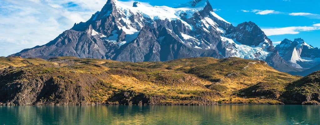 Excursão guiada terrestre 4x4 em Torres del Paine