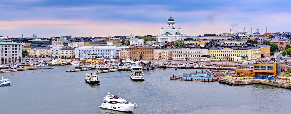 Visite guidée privée de la ville d'Helsinki