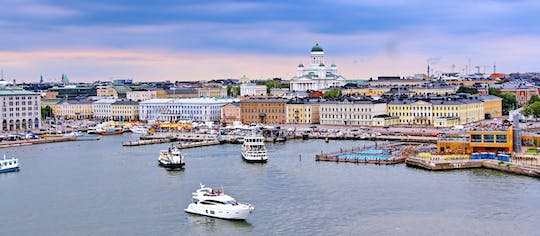 Helsinki city private guided tour