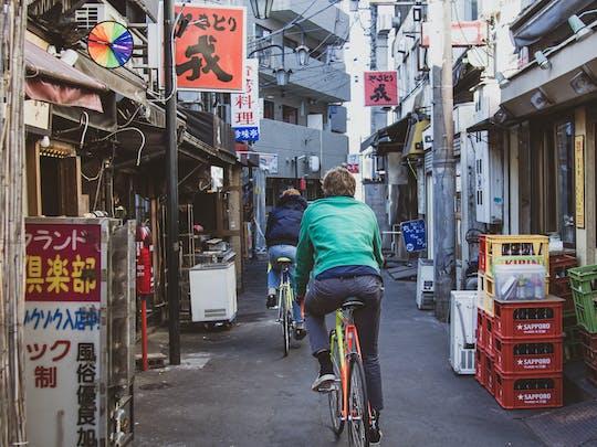 Recorrido en bicicleta de carretera clásica por el lado oeste de Tokio