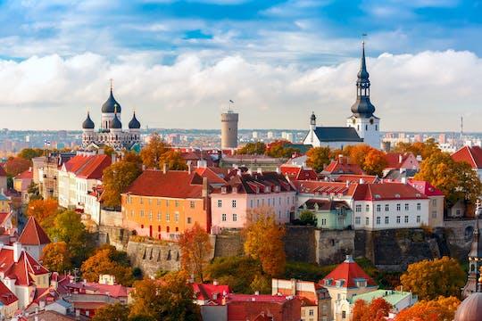 Tallinn Tageskreuzfahrt von Helsinki