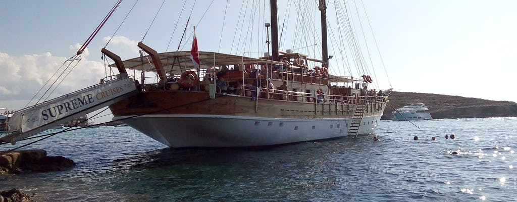Bootstour um Malta
