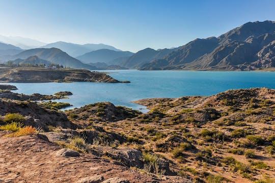 Visita guiada à alta montanha dos Andes em Mendoza
