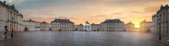 City tour privado de Copenhague de carro com o Castelo Rosenborg