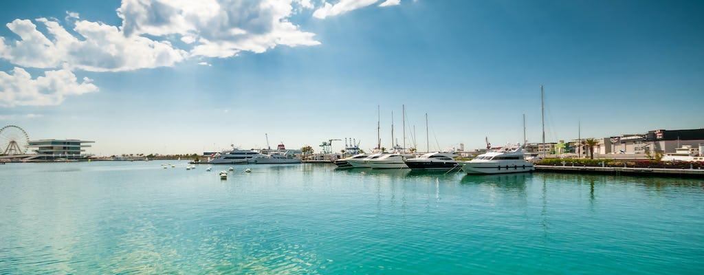 Crociera in catamarano di 3 ore da Valencia