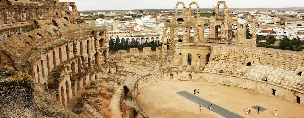 El Jem Colosseum Tour