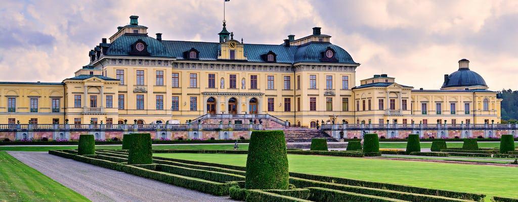 Privétour Zweedse koninklijke paleizen