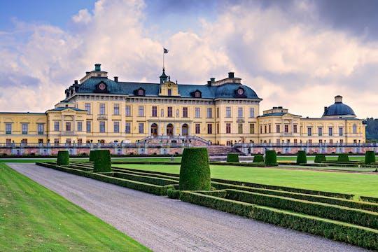 Tour privado de los palacios reales suecos