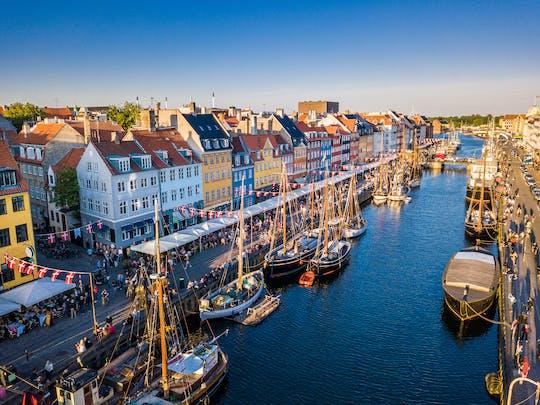 Tour privado de la ciudad de Copenhague en coche