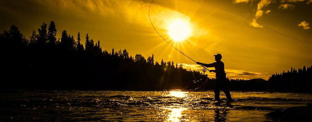 Aventure de pêche d'une journée complète: apprenez à pêcher comme une nageoire