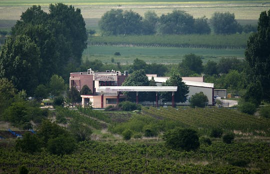 Private wine tasting at Afuzov Winery for two