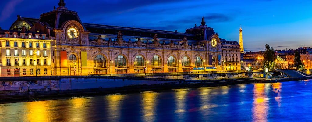 Entradas combinadas para el Museo de Orsay, el Palacio Garnier y el Museo de la Orangerie