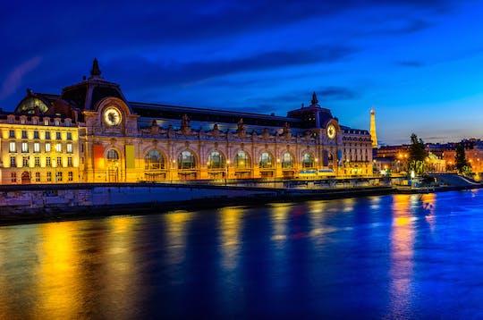 Bilety łączone do Musée d'Orsay, Palais Garnier i Musée de l'Orangerie