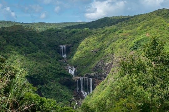 Escursione alle Cascate del Tamarindo alle Mauritius