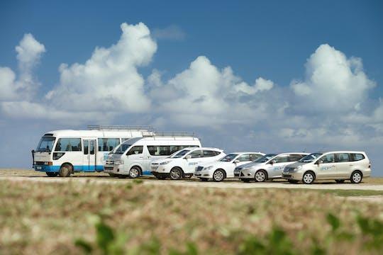 Transferência de aeroporto privado nas Maurícias