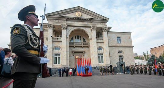 Удивительные Ереван тур