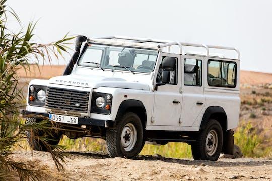 4x4 Safari