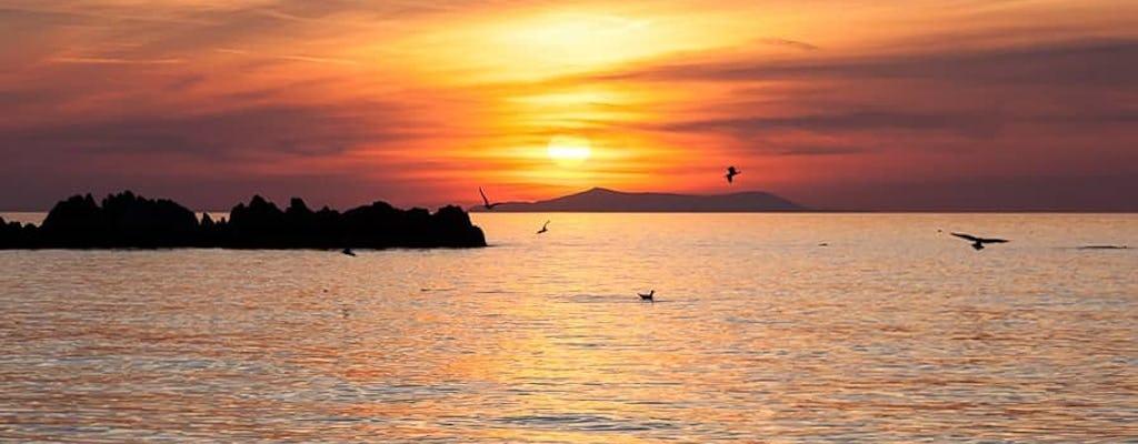 Romantische Mykonos Sunset Cruise