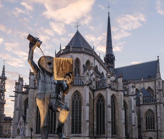 Przeglądaj Leuven z beczki