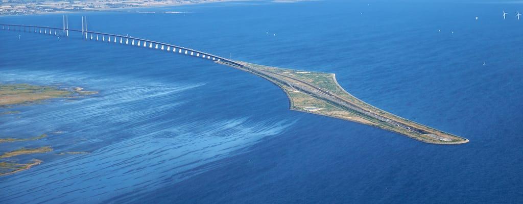 Vuelo panorámico de Øresund