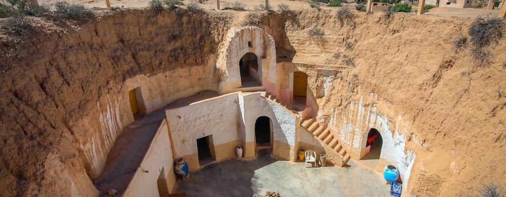 Tour in den Süden Tunesiens