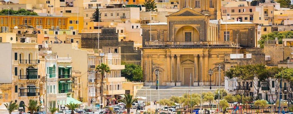Bootsausflug zu Vallettas Häfen