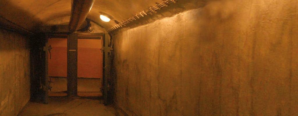 Visita al comunismo di Praga e al bunker nucleare