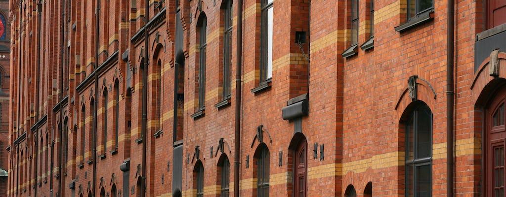 UNESCO World Heritage guided tour Hamburg Kontorhausviertel and Speicherstadt